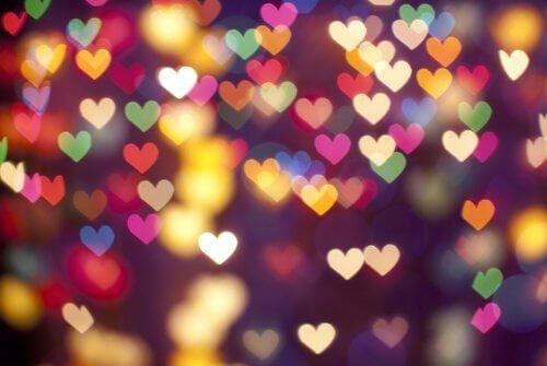 Les différents degrés d'amour