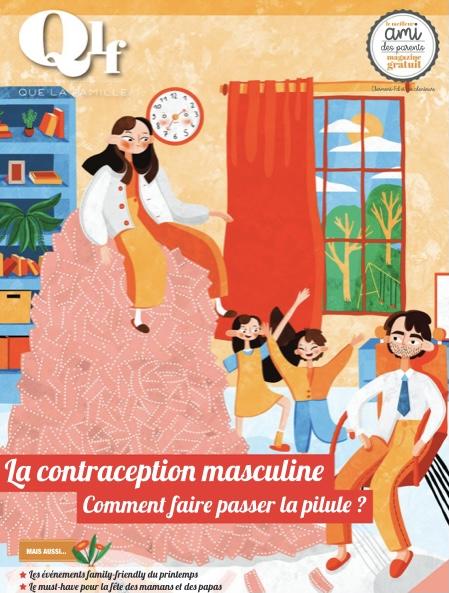 La contraception masculine #QLF Magazine